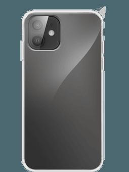 freenet Basics Flex Case iPhone 12 mini (transparent) Vorderseite