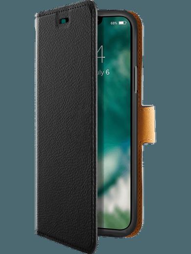freenet Basics Premium Wallet iPhone 13 (schwarz)