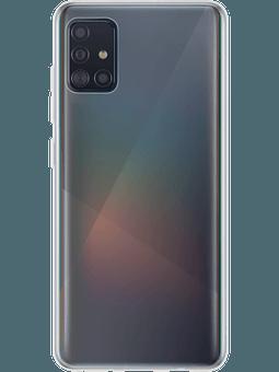 freenet Basics Flex Cover Samsung Galaxy A51 (transparent) Vorderseite
