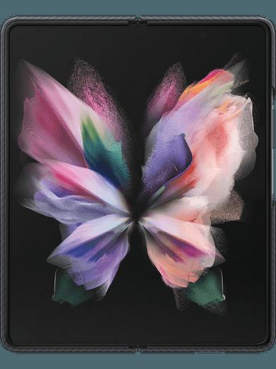 Samsung EF-XF926 Aramid Cover Galaxy Z Fold 3 (schwarz)
