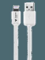freenet Basics Lade- & Datenkabel Lightning 180cm Weiß