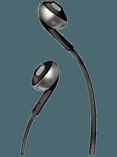 JBL T205 In-Ear Kopfhörer (schwarz)