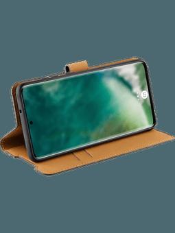 freenet Basics Premium Wallet Samsung Galaxy S20 FE (schwarz) Vorderseite