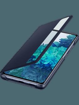 Samsung EF-ZG780 Clear View Cover Samsung Galaxy S20 FE navy Vorderseite