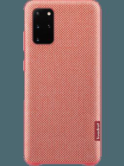 Samsung EF-XG985 Kvadrat-Cover Samsung Galaxy S20+ (rot) Vorderseite