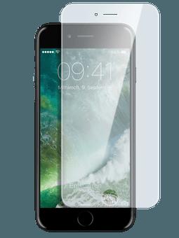 freenet Basics Real Glass 3D für iPhone 6/6s/7/8 Vorderseite