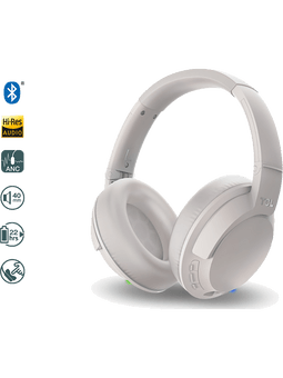 TCL Elit 400NC Bluetooth-Kopfhörer (zementgrau) Vorderseite