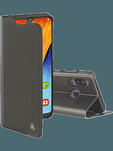 Hama Booklet Slim Pro Samsung Galaxy A20e (dunkelgrau)