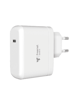 freenet Basics Travel Charger USB-C Power Delivery 30W (weiß)