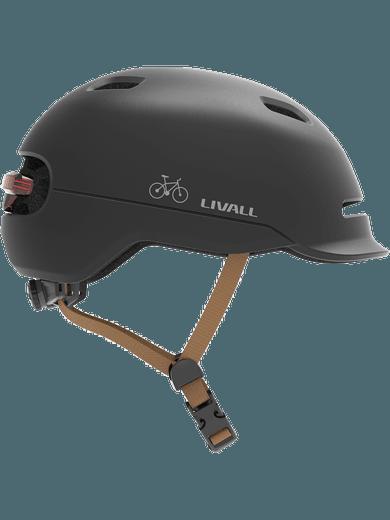 LIVALL C20 Bike Helm (Gr. L) schwarz
