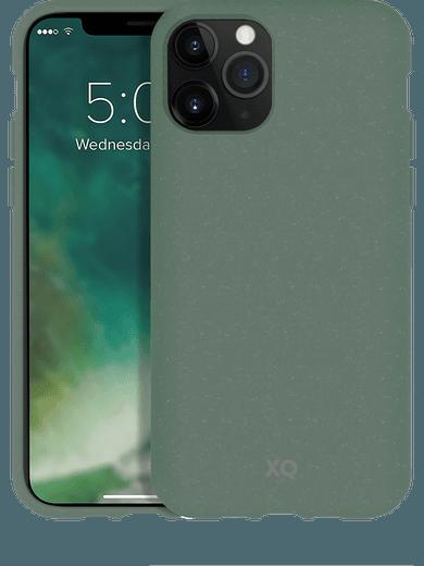 XQISIT ECO Flex iPhone 11 Pro Max (grün)