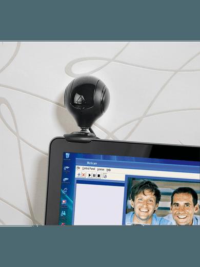 Hama HD-Webcam Spy Protect (schwarz)