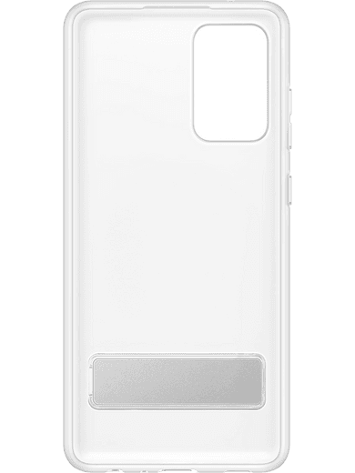 Samsung EF-JA725 Clear Standing Cover Galaxy A72 (transparent)