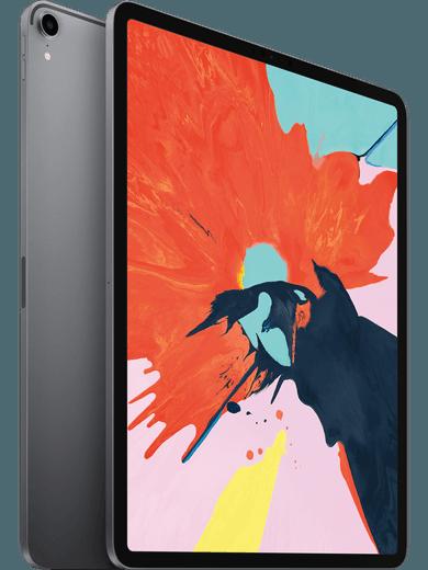Apple iPad Pro 12,9 Wi-Fi (2018) 64GB space grau