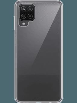 freenet Basics Flex Case Samsung Galaxy A12 (transparent) Vorderseite