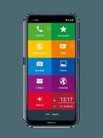 Nokia 5.4 EinfachFon Senioren 128GB polar night