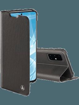 Hama Booklet Slim Pro Samsung Galaxy A71 (grau) Vorderseite
