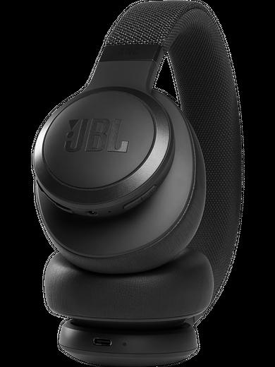 JBL Live 660NC Over-Ear-Kopfhörer mit Noise-Cancelling (schwarz)