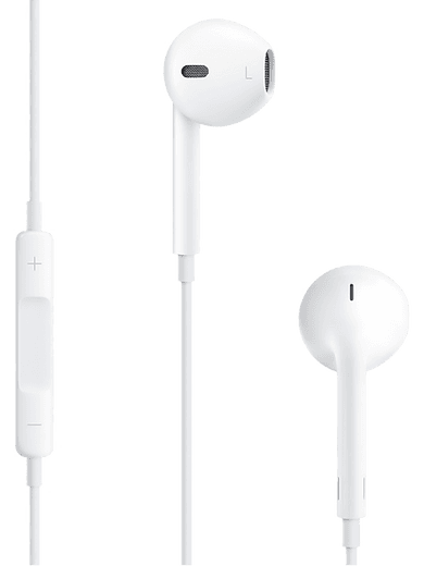 Apple EarPods Lightning Weiß