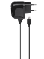 freenet Basics Ladegerät 2.1A Micro-USB schwarz