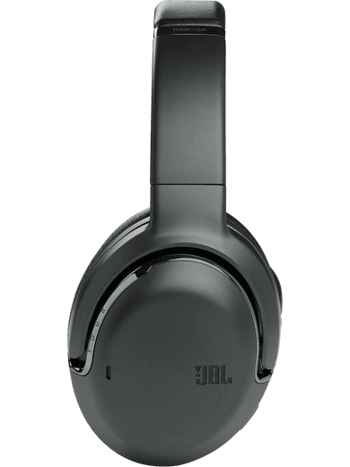 JBL Tour One Over-Ear Kopfhörer mit Noise-Cancelling (schwarz)