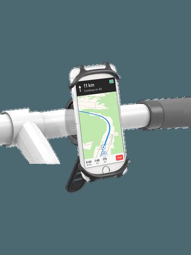freenet Basics Fahrradhalterung bis 7 Zoll schwarz