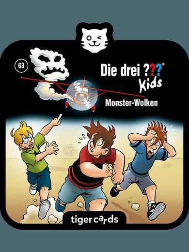 tigercard - Die drei ??? Kids - Folge 63: Monster-Wolken