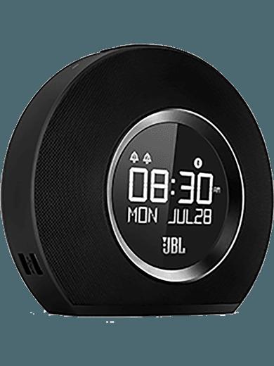 JBL Horizon Radiowecker Bluetooth schwarz