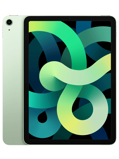 Apple iPad Air Wi-Fi (2020) 64GB grün