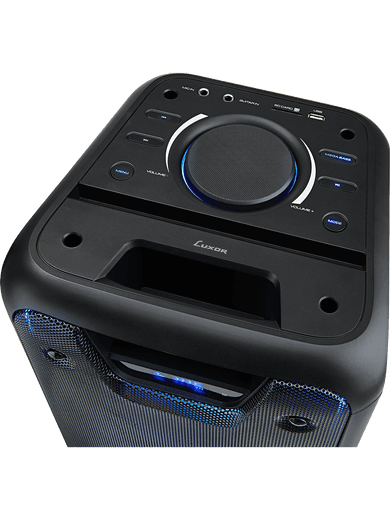 Luxor PartyBox DBD-3000 (schwarz)