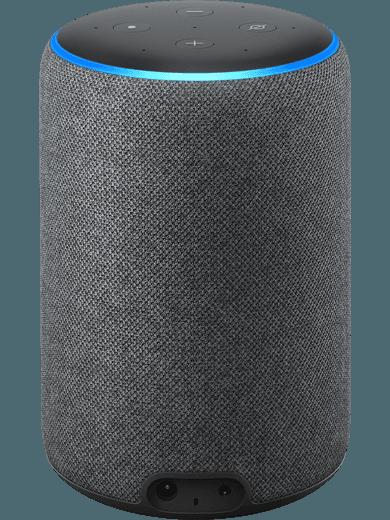 Amazon Echo Plus (2. Generation) Anthrazit Stoff