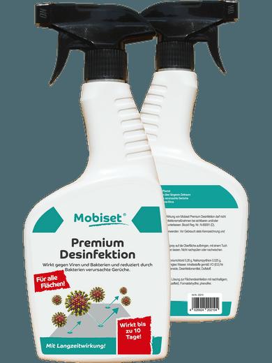 Mobiset Desinfektion Sprühflasche 500 ml