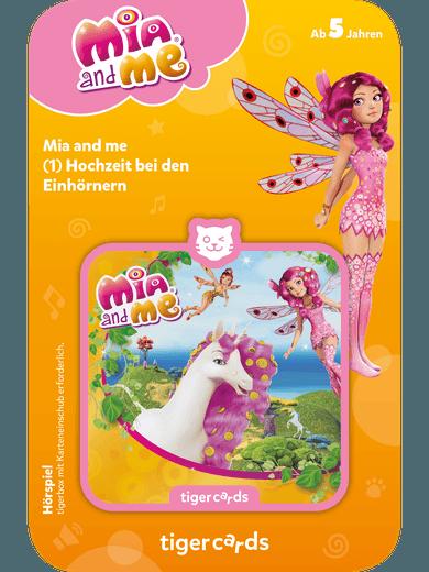 tigercard - Mia and me - Folge 2: Hochzeit bei den Einhörnern