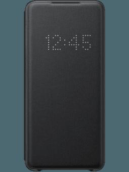 Samsung EF-NG985 LED-View-Cover Samsung Galaxy S20+ (schwarz) Vorderseite