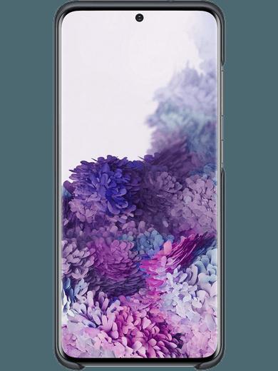 Samsung EF-KG980 LED-Cover Samsung Galaxy S20 (schwarz)