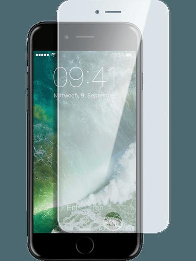 freenet Basics Schutzglas für iPhone X / XS / 11 Pro