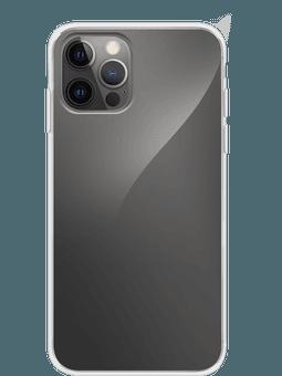 freenet Basics Flex Case iPhone 12/12 Pro (transparent) Vorderseite