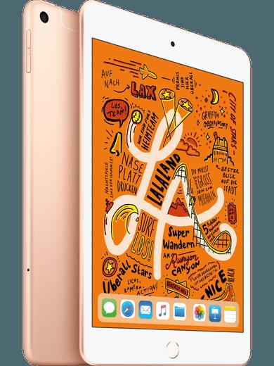 Apple iPad mini Wi-Fi+Cell (2019) 64GB Gold
