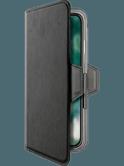 freenet Basics Universal Wallet bis 6,5 Zoll (schwarz) Vorderseite
