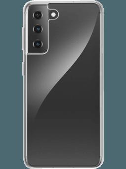 freenet Basics  Flex Case Samsung Galaxy S21+ (transparent) Vorderseite