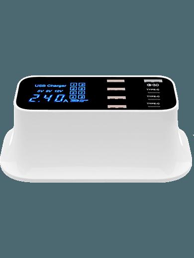 freenet Basics Multi Smart Charger (weiß)