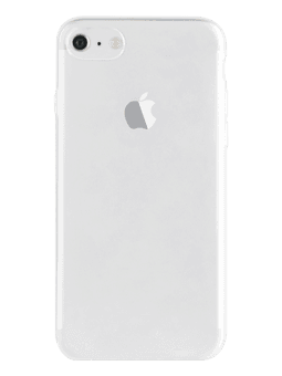 freenet Basics Flex Cover für iPhone 6/6s/7/8 transparent Vorderseite