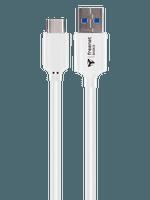 freenet Basics Lade- & Datenkabel USB Typ-C 100cm weiß