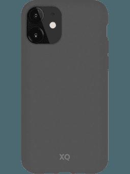 XQISIT ECO Flex iPhone 11 grau Vorderseite