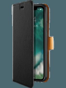 freenet Basics Premium Wallet iPhone 11 (schwarz) Vorderseite