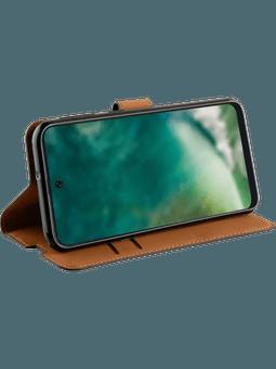 freenet Basics Premium Wallet Samsung Galaxy A71 (schwarz) Vorderseite
