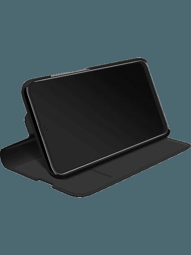 BlackRock Booklet Flex Carbon Galaxy A71 (schwarz)