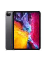 Apple iPad Pro 12,9 Wi-Fi (2020) 128GB grau
