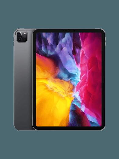 Apple iPad Pro 11,0 Wi-Fi (2020) 128GB grau