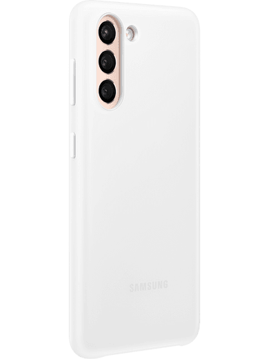 Samsung EF-KG991 Smart LED Cover Galaxy S21 (weiß)